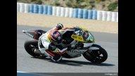 Moto - News: Moto2 2010, Jerez: miglior tempo di Corti nei test