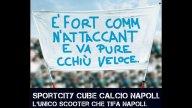 Moto - News: Aprilia SportCity Cube SSC Napoli