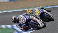 Moto - News: Jerez 2010: bravo Jorge. Ma Vale consuma di più?