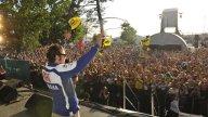 Moto - News: MotoGP 2010, Le Mans: terza vittoria Yamaha