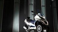 Moto - News: Gamma Piaggio MP3 2010: debutto parigino