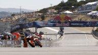 """Moto - News: MotoGP 2010, Laguna Seca: """"suicidio"""" di Pedrosa"""