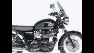 Moto - News: Accessori Kappa per Triumph Bonneville