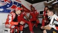 Moto - News: MotoGP 2010, Indianapolis: la sfortuna è Rossa