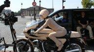 Moto - News: Keira Knightley e Ducati: connubio perfetto secondo Chanel