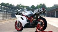 Moto - Test: Ducati 848 EVO: Superbike now