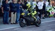Moto - News: Valencia, test MotoGp: Valentino sulla Ducati