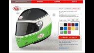 Moto - News: Bell: massima personalizzazione!