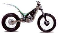 Moto - News: Ossa Trial: le prime moto sono pronte