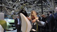 Moto - News: smart e-scooter al Motor Show 2010