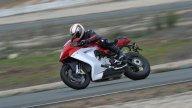 Moto - Gallery: MV Agusta F3 - Il prototipo in fase di test