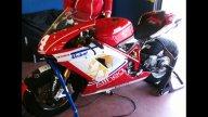 Moto - News: Althea Racing in pista a Vallelunga