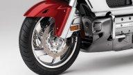 Moto - News: Honda Goldwing 2012: le prime foto