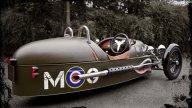 Moto - News: Morgan 3 Wheeler