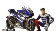 Moto - News: MotoGP 2011: Yamaha presenta la livrea ufficiale