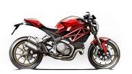 Moto - News: Ducati Monster 1100EVO: comfort e sound con gli accessori ufficiali