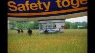 Moto - News: In volo sul dirigibile Goodyear