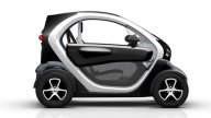 Moto - News: Renault Twizy: l'antiscooter a quattro ruote