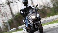 Moto - Gallery: Yamaha X-Max 250 Sport - Foto dinamiche