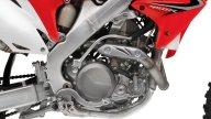 Moto - News: Nuove Honda CRF 450R e CRF 250R