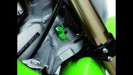 Moto - News: Nuova Kawasaki KX450F 2012