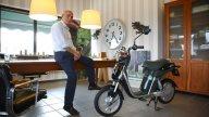 Moto - News: A Lifegate il primo Yamaha EC-03 d'Italia
