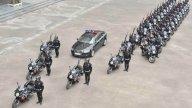 Moto - News: Aprilia: la Mana 850 è la moto della Polizia