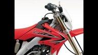 Moto - News: Honda: CRF450X e CRF250X 2012