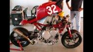 """Moto - News: Nembo Super 32 """"Rovescio"""": battesimo a Franciacorta"""