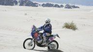 Moto - News: Yamaha: Picco vi porta in gara nel deserto