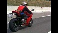 Moto - News: Ducati 1199 Extreme 2012: beccata di nuovo