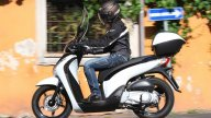 Moto - Test: Honda SH125i Sporty - PROVA