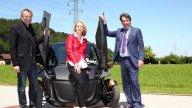 Moto - News: KTM: E3W, 3 ruote elettrica per la città