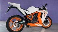Moto - Test: KTM RC8R 2011 - PROVA