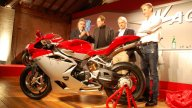 Moto - News: MV Agusta: muore Claudio Castiglioni