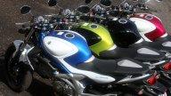 Moto - News: Silenziatore IxRace per Suzuki Gladius 650