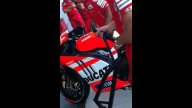 "Moto - News: MotoGP 2011: per Rossi, ""alluminio"" ad Aragòn"