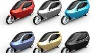Moto - News: Lit Motors C-1, lo scooter che non può cadere