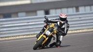 Moto - News: Pirelli: Diablo Rosso Corsa sulla Ducati Streetfighter 848