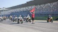 """Moto - News: Yamaha: grande successo per la """"200 Miglia di Imola Revival"""""""