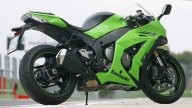 Moto - Gallery: Kawasaki ZX-10R 2011 TEST - Foto Statiche