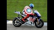 Moto - News: I caschi... da supereroe