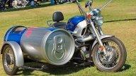 Moto - News: Non ti dispiace l'idea di un sidecar?