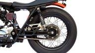Moto - News: Deus: una W650 Custom per Randy De Puniet
