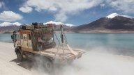 Moto - Gallery: Dakar 2012: trasferimento Stage 6 Cancellato