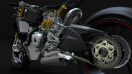Moto - News: Ducati 1199 Panigale: nuovi dati tecnici