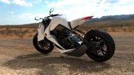 Moto - News: Izh 2012: concept più che futuristica