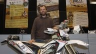 Moto - News: Motor Bike Expo 2012: presentati il Merzouga Rally e il Rally-Lite Desert Series