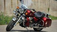 Moto - News: Una Guzzi California per il Re di Giordania