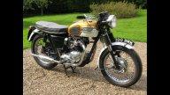 Moto - News: Triumph Bonneville T120 1958